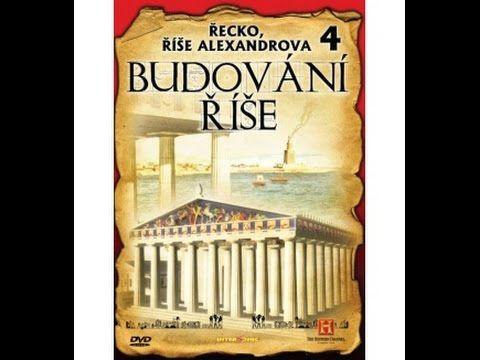 Budování říše: Řecko, Říše Alexandrova -dokument (www.Dokumenty.TV) cz / sk…