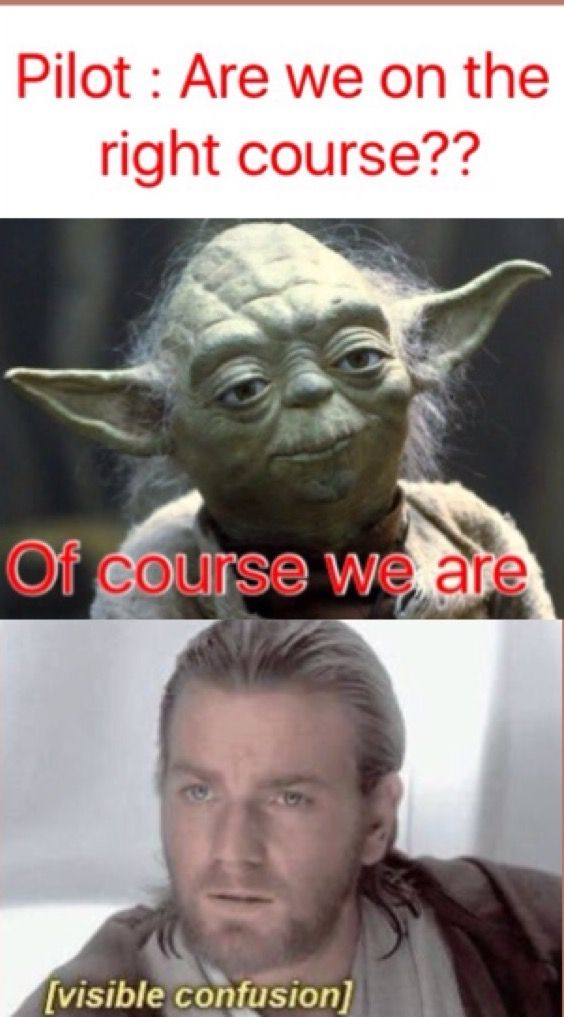 Pin By Caro Zampach On Star Wars Star Wars Humor Star Wars Memes Funny Af Memes