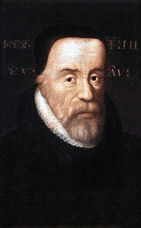 William Tyndale was burned at the stake so  we could have the Bible in English. Cherish your Bible and know a mighty man of God died so you could have it.