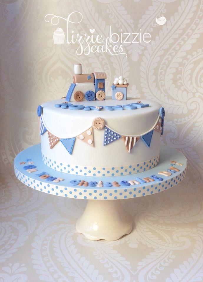 :) Baby Shower Cake | Más en https://lomejordelaweb.es