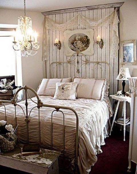 Perfect 21 Ideas Para Una Habitación Shabby Chic