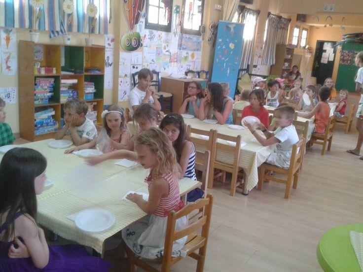All kids together! Photo credits: Dimitroulitsa Dialyna