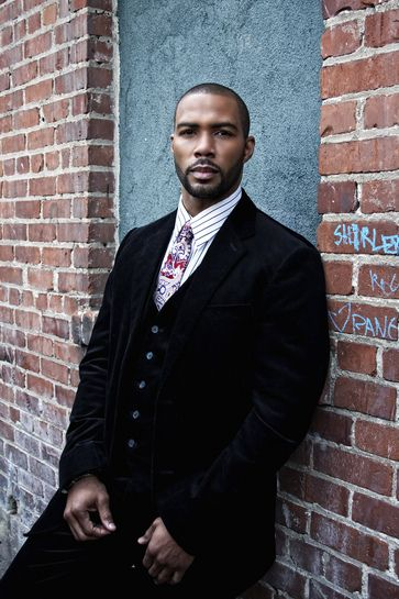 Omari Hardwick as Samuel Sterling. Self-made, African American multi-millionaire. Friend of Ty. Good man.