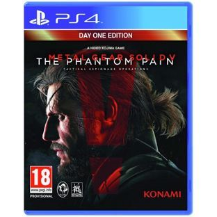 Buy Metal Gear Solid V: The Phantom Pain PS4 Game at Argos.co.uk - Your Online Shop for PS4 games.