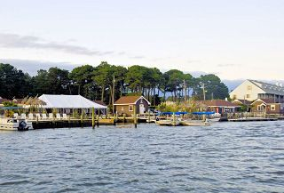 Image result for snug harbor marina and hotel on chincoteague island