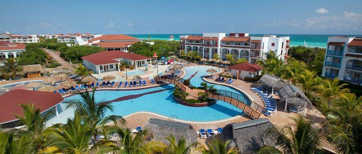 Memories Paraiso Azul Beach Resort in Cayo Santa Maria, Cuba