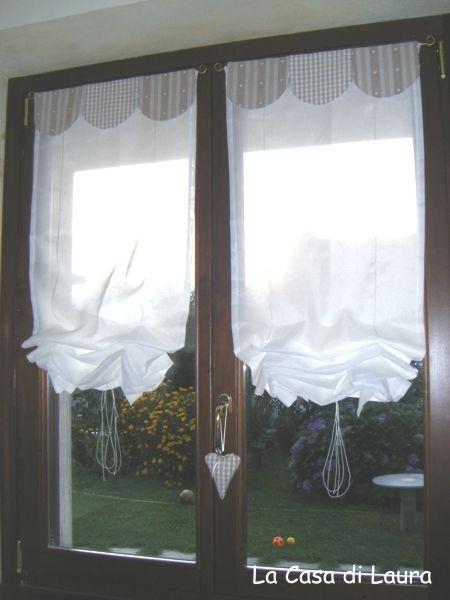 17 migliori idee su tende fai da te su pinterest tende for Idee tende a vetro