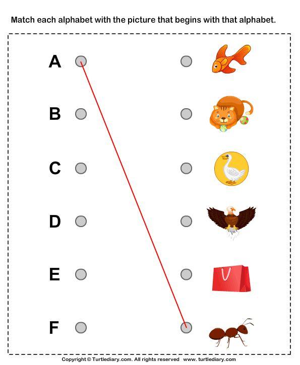 146 best images about alphabet worksheets on pinterest kids games free crossword and activity. Black Bedroom Furniture Sets. Home Design Ideas
