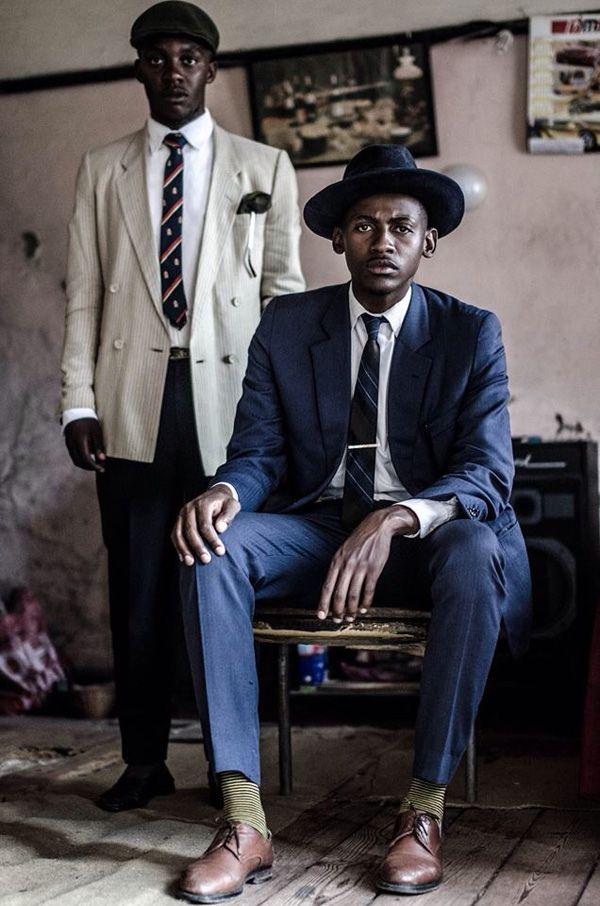 Self Taught Fashion Guru Inspires Vintage Style In Namibia