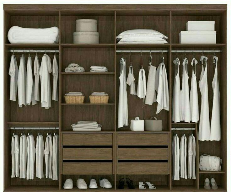 28 best cabine armadio images on Pinterest Bedroom ideas - ikea weiße küche