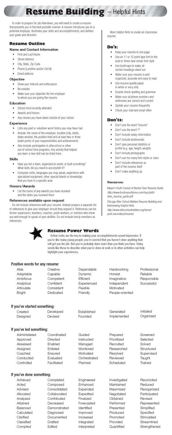 Proper Resume   Resume Format Download Pdf