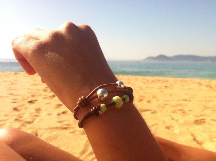 Beach Bracelets - Koiros e Pelexos https://www.facebook.com/koiros.epelexos
