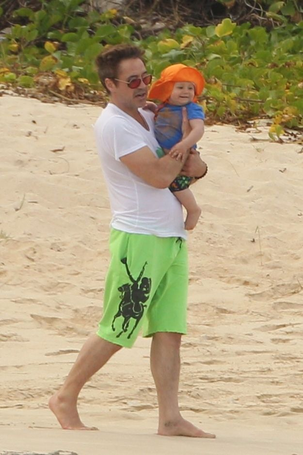 Robert Downey Jr. Has The Cutest Baby Ever