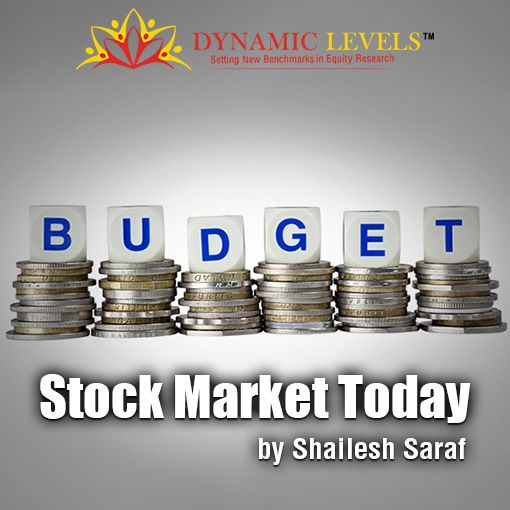 Union Budget 2016 needs to be very reformist for markets to stay strong or else it will fall. Stock market outlook by Mr. Shailesh Saraf, MD, Dynamiclevels