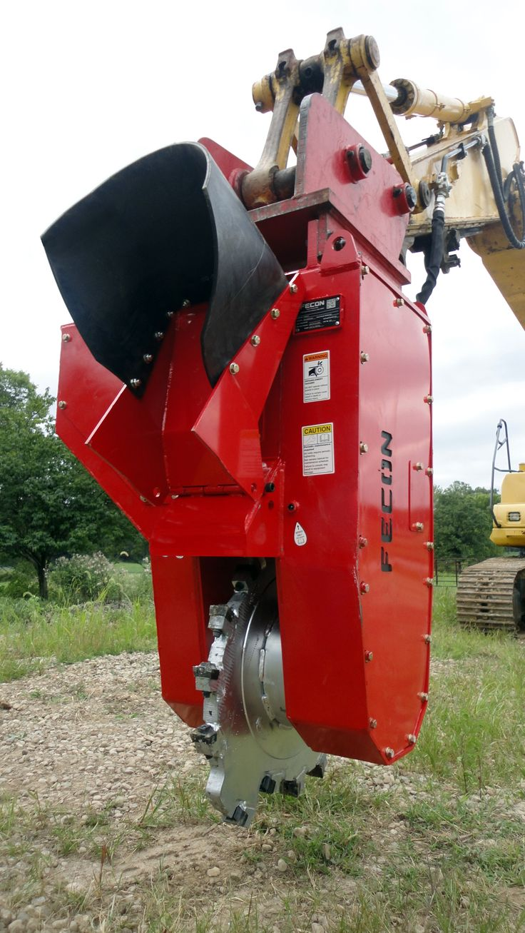 Fecon Introduces New Excavator Powered Stump Grinder