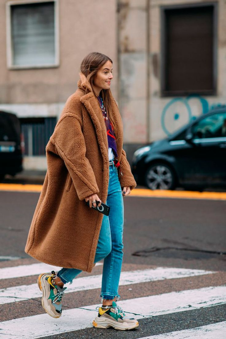 Nuestros Looks Favoritos Del Street Style De Milan Fashion Week Fall 2018