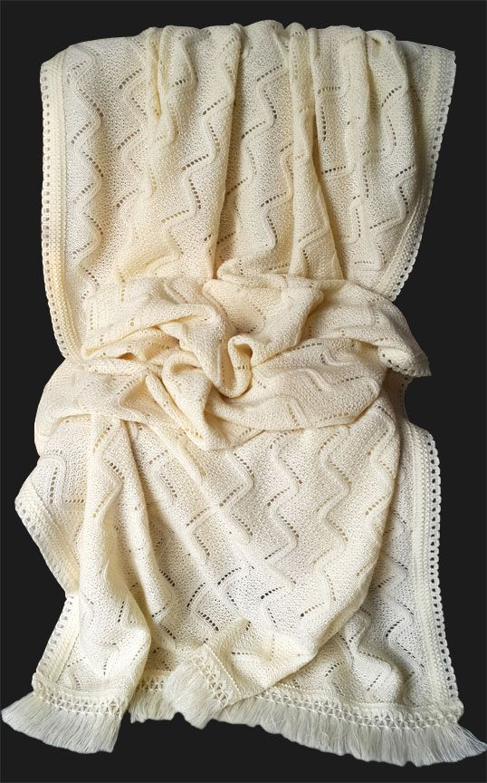 Cream woolen stole Material: Soft Wool Code: ST-002 Price: Rs. 999/- Shop at https://www.facebook.com/KuckoosNest