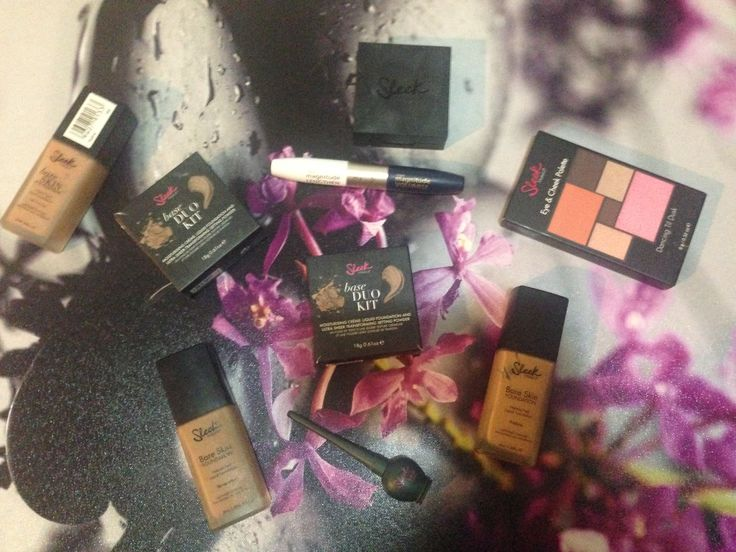 Look at what I recently found at Poundland U.K. Sleek makeup     Review up on my blog. www.beautyfyingbeauty.com