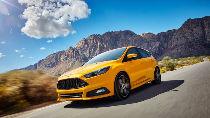 2015 New Ford Focus ST Specs Photos HD
