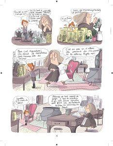 Marie Desplechin  et Magali Le Huche : Verte
