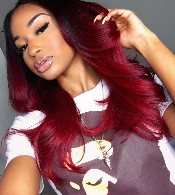 Best 25 red weave ideas on pinterest colored weave curly sew hair beret on sale at reasonable prices buy ombre brazilian hair extensions brazilian virgin hair 3 bundles ombre human hair weave bundles 2 tone color pmusecretfo Image collections