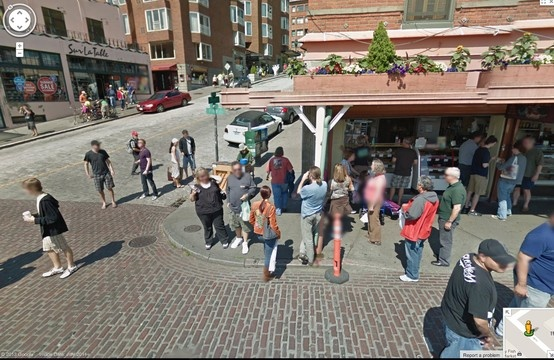 Street View 3: Pike Place, Seattle