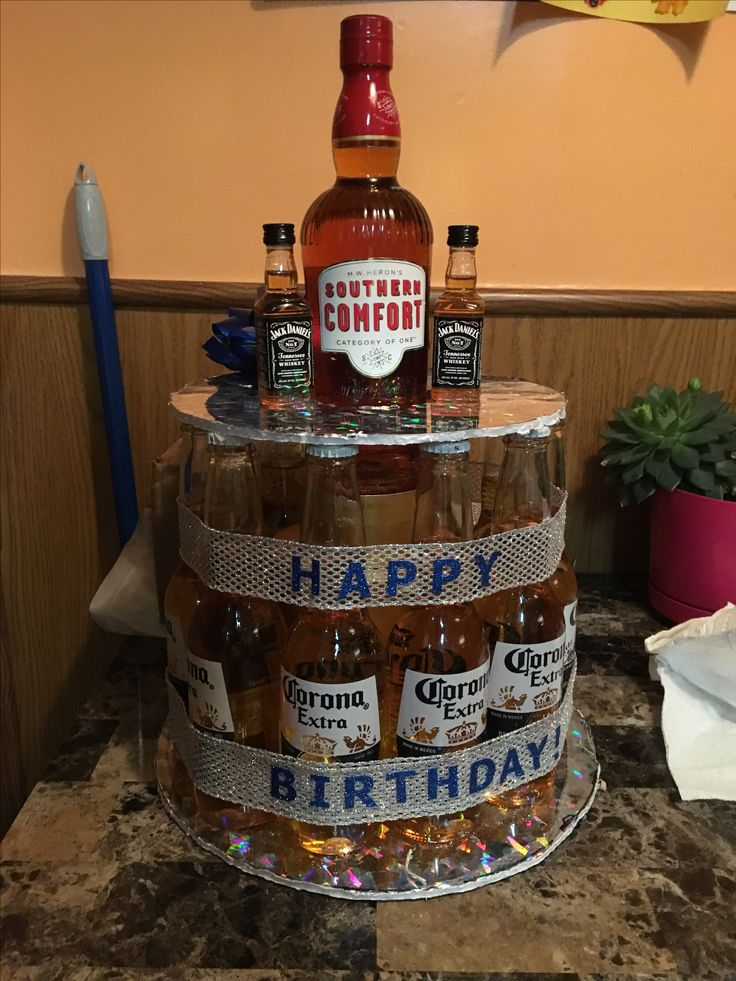 Ideas For Anniversary Gifts >> 1000+ ideas about Beer Bottle Cake on Pinterest | Beer Can Cakes, Beer Cakes and Coors Light