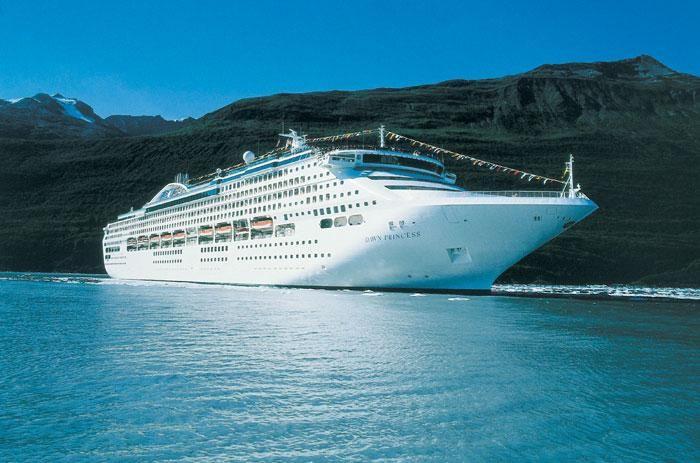 Princess Cruises - Dawn Princess