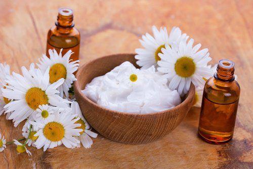 Crema natural de yogur y almendras