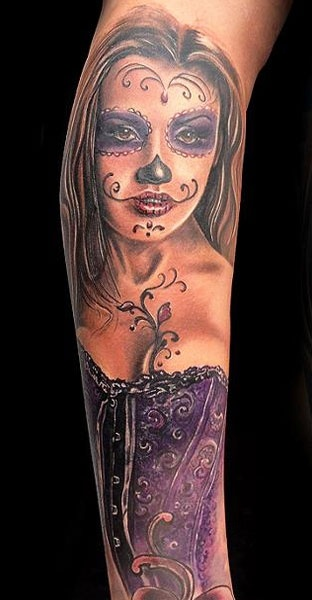 Tattoo Artist - Andre Zechmann | www.worldtattoogallery.com/tattoo-artist/andre-zechmann