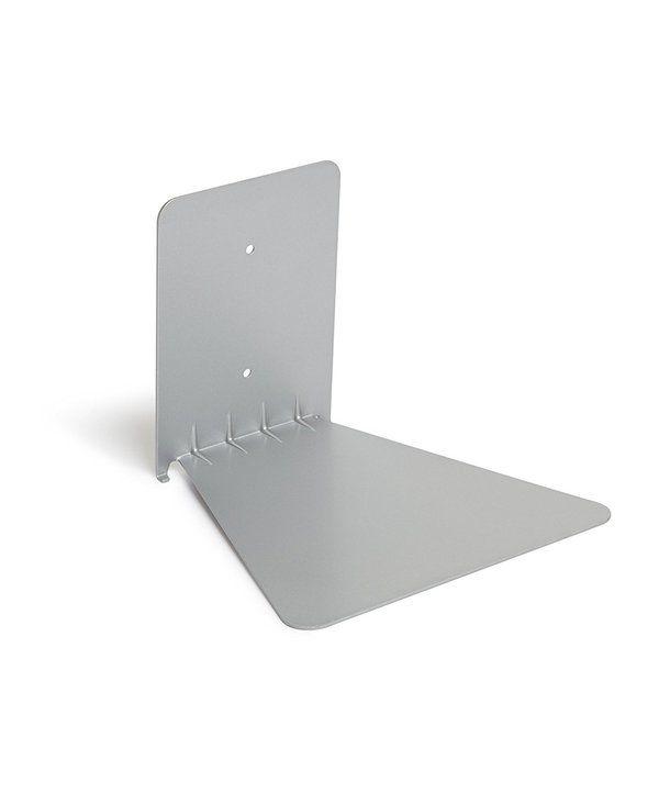 Metal Invisible oculta estanter/ía Set de 2