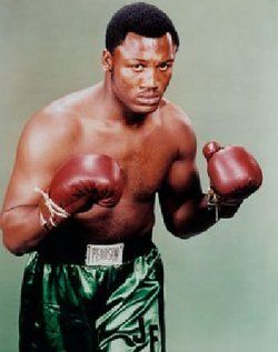 "Joe ""Smokin' Joe"" Frazier  Birth: Jan. 12, 1944  Beaufort  Beaufort County  South Carolina, USA  Death: Nov. 7, 2011  Philadelphia  Philadelphia County  Pennsylvania, USA"
