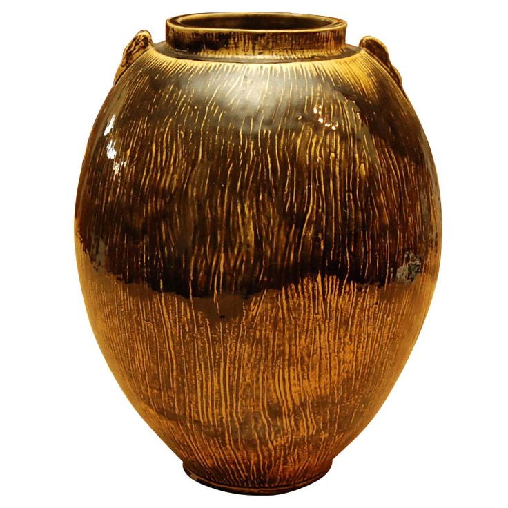 Kaehler Pottery Vase (Danish)