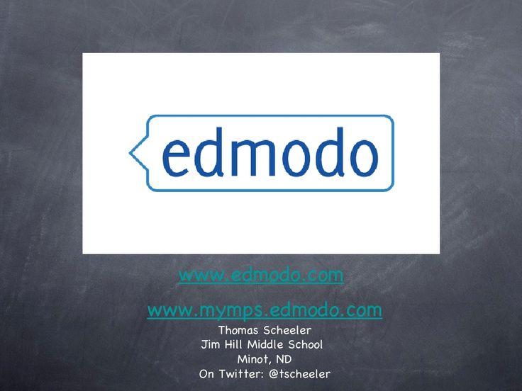 how to make a group on edmodo