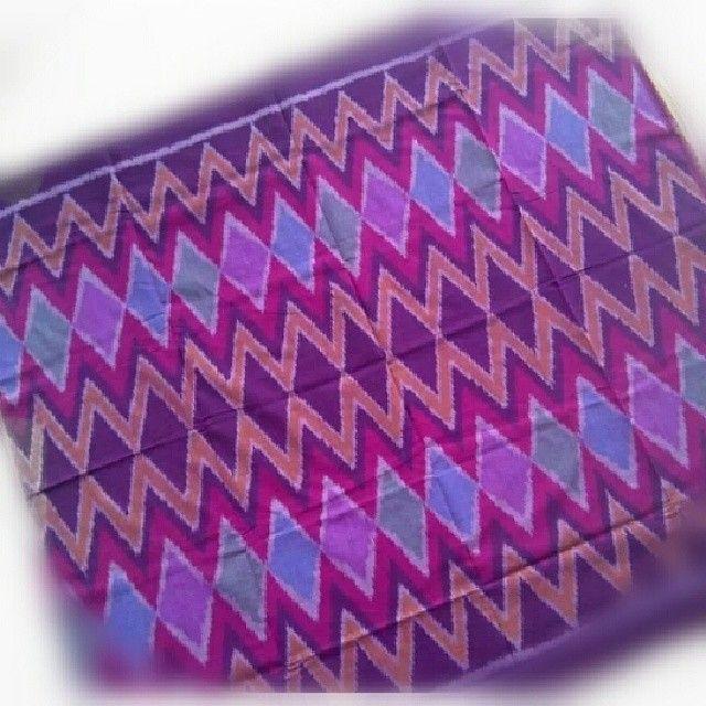 #tenun , handwoven #fabric from #indonesia