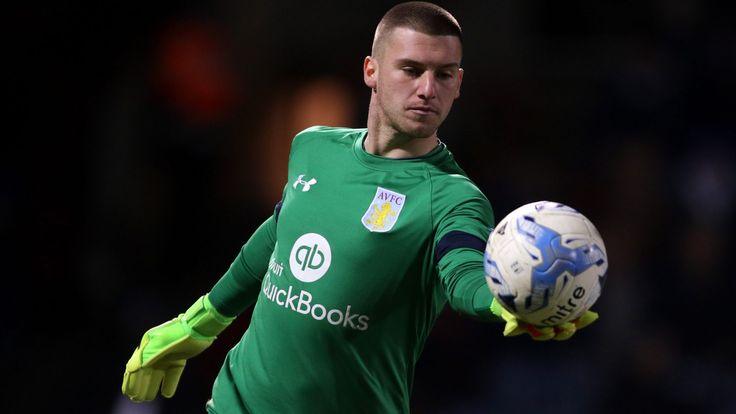 Sam Johnstone joins Aston Villa on loan #News #AstonVilla #Championship #composite #Football