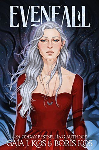 Evenfall Shadowfire Book 1 By Gaja J Kos