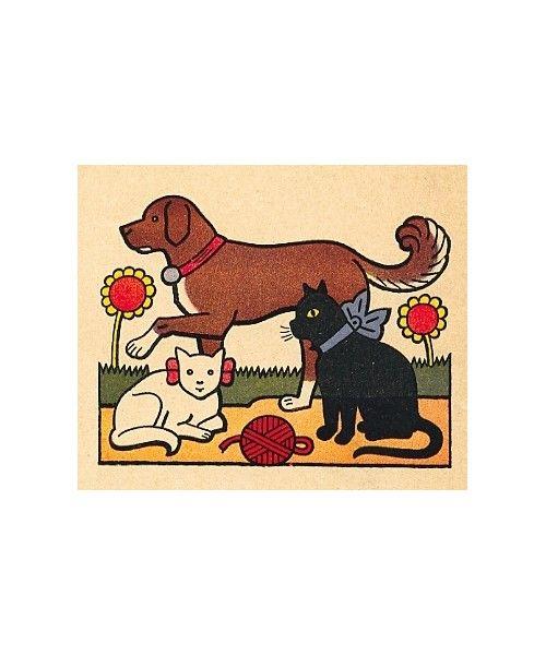 Josef Lada: Abecede, kočka přede, kocour motá, pes počítá... (Moje abeceda)