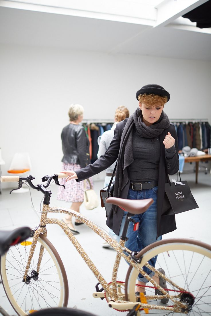 Chill Bikes - Press Days by publicity rooms in April 2014 in München