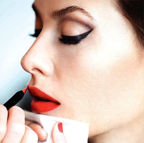Jaren 40 make-up