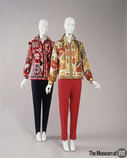 Ensembles Emilio Pucci, 1960s The Museum at FIT