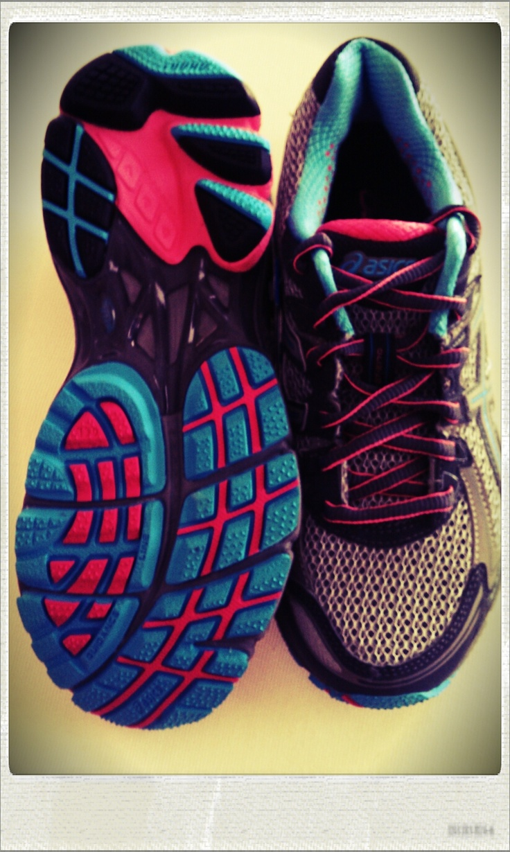 Day 2: Make A Change - Brand New ASICS Trail/Running Shoes to help