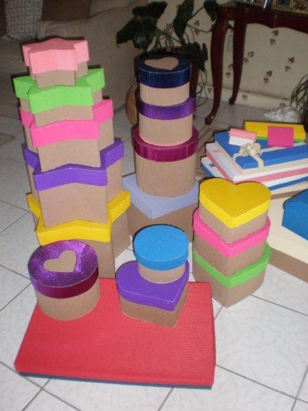 curso aprende hacer cajas de corrugado