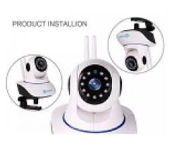 Dual Antenna Wireless IP Security Camera 360 FOR SALE