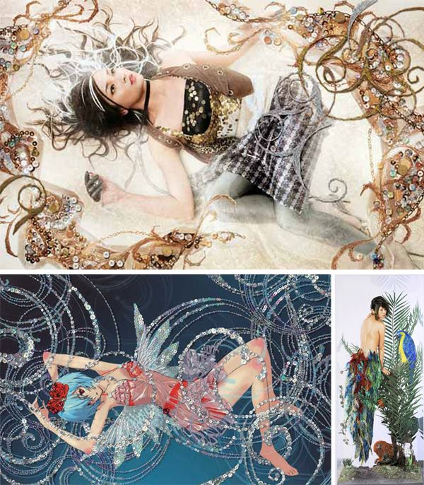 Japanese artist,Kiyokawa Asami.
