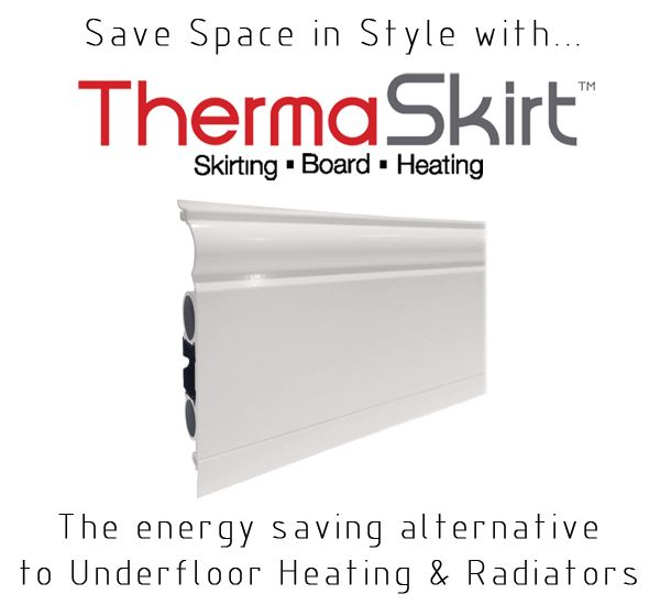 Save Space in Style with ThermaSkirt Torus Skirting Heating