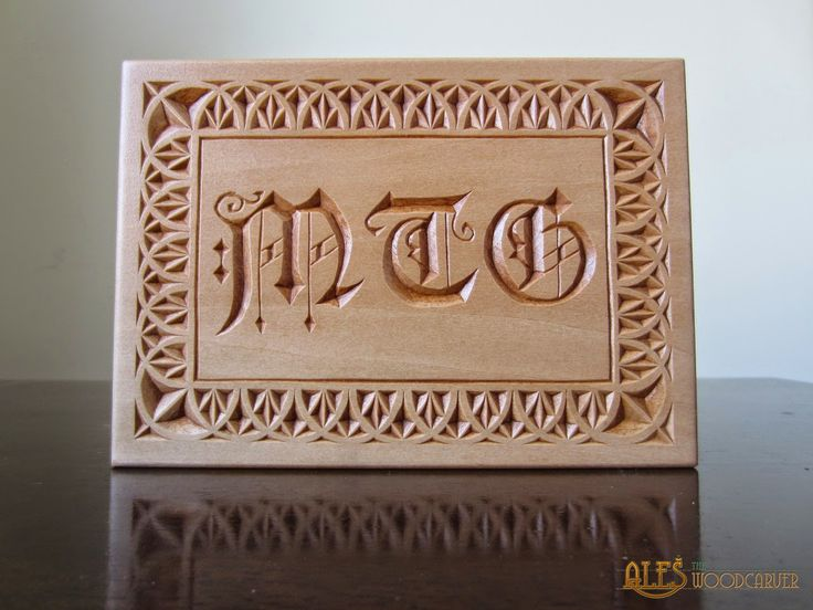 1000 images about chip carving on pinterest chip With chip carving letters