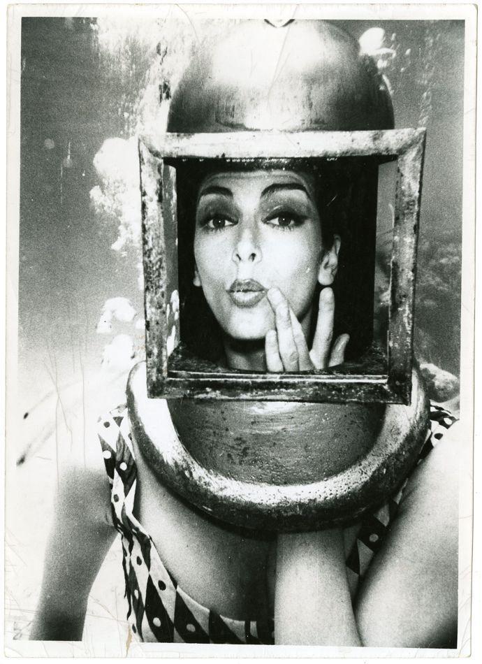 Carmen dell'Orefice – Norman Parkinson – 1959