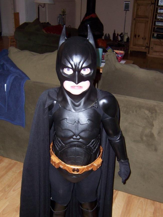 Batman costume for kids 9