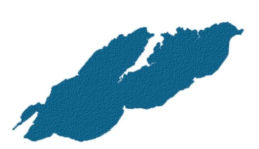 Map of Howe Island